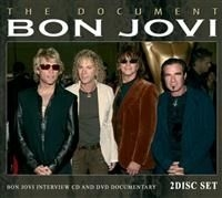 Bon Jovi - Document Interview Cd And Dvd
