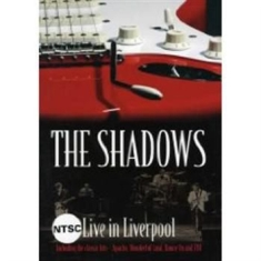 Shadows - Live In Liverpool
