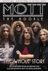 Mott The Hoople - Whole Story The 2 Dvd Set Documenta