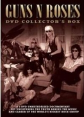 Guns N Roses - Dvd Collectors Box (2 Dvd Boxset)