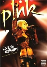 P!Nk - Live In Europe