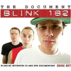Blink-182 - Document The - Cd And Dvd Document