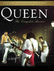Queen - Complete Review The - 2 Disc Dvd Do