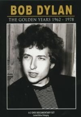 Dylan Bob - Golden Years 1962-1978 (2 Dvd Set)