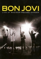 Bon Jovi - Live At Madison Square Garden