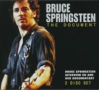 Bruce Springsteen - The Document Cd And Dvd Documentary