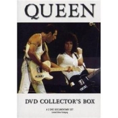 Queen - Dvd Collectors Box (2 Dvd Set)