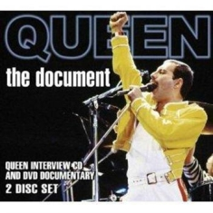 Queen - Document The (Dvd + Cd Documentary)