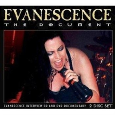 Evanescence - Document The (Dvd + Cd Documentary)