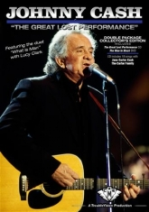 Johnny Cash - Great Lost Performance (Dvd+Cd)
