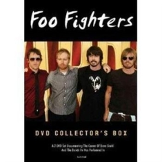 Foo Fighters - Dvd Collectors Box (2 Dvd Set)