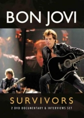 Bon Jovi - Survivors - Documentary 2 Discs