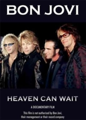 Bon Jovi - Heaven Can Wait - Dvd Documentary