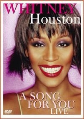 Whitney Houston - A Song For You - Live