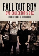 Fall Out Boy - Dvd Collectors Box - 2 Dvd Set