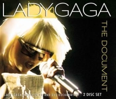 Lady Gaga - Document The (Dvd + Cd Documentary)