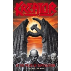 Kreator - At The Pulse Of Kapitulation (Dvd+C