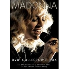 Madonna - Dvd Collectors Box - 2 Dvd Set