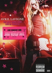 Avril Lavigne - The Best Damn Tour - Live In Toront