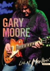 Gary Moore - Live At Montreux 2010 [import]
