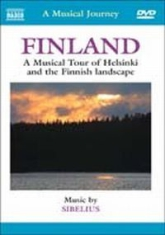 Sibelius, Jean - A Musical Journey: Finland