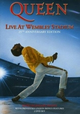 Queen - Live At Wembley Stadium (2Dvd)