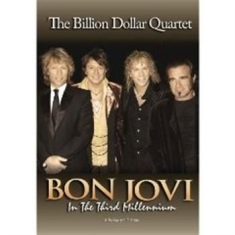 Bon Jovi - Billion Dollar Quartet Dvd Document