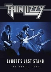 Thin Lizzy - Lynotts Last Stand Dvd/Cd