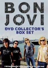 Bon Jovi - Dvd Collectors Box - 2 Dvd Set