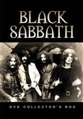 Black Sabbath - Dvd Collectors Box - 2 Dvd Set