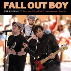 Fall Out Boy - Document The (Dvd + Cd Documentary)