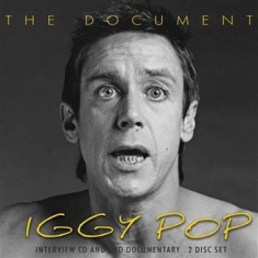 Iggy Pop - Document The (Dvd + Cd Documentary)