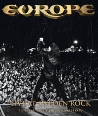 Europe - Live At Sweden Rock - 30Th Annivers