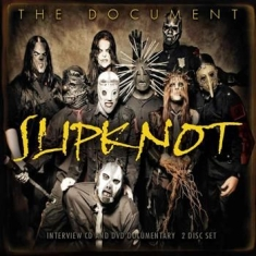 Slipknot - Document The (Dvd + Cd Documentary)