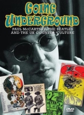 Beatles, Mccartney Paul And The Uk - Going Underground - Dvd Documentary