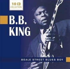 BB King - Beale Street Blues Boy