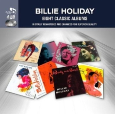 Holiday Billie - 8 Classic Albums