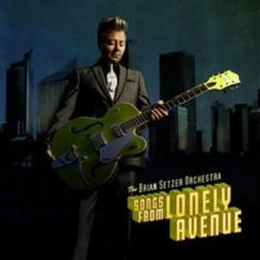 Brian Setzer Orchestra , The - Songs From Lonely Avenue Lp