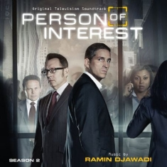 Filmmusik - Person Of Interest Season 2