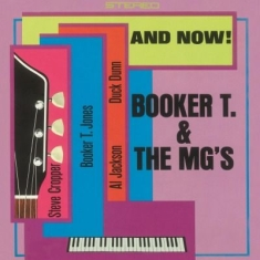 Booker T & Mg's - And Now
