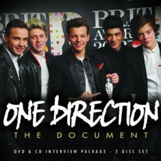 One Direction - Document The (Dvd + Cd Documentary)