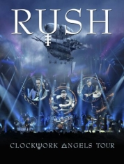 Rush - Clockwork Angels Tour (Bluray)