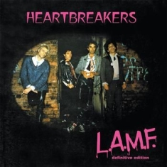 Johnny Thunders And The Heartbreake - Lamf - Definitive Edition' 3 X Lp S