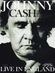 Cash Johnny - Live In England - 1994