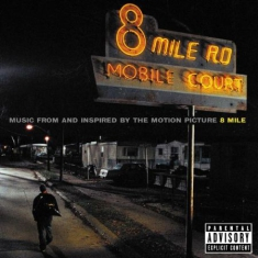 Blandade Artister - 8 Mile Soundtrack