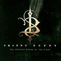 Skinny Puppy - Greater Wrong Of The Right (Remaste