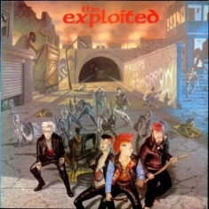 Exploited - Troops Of Tomorrow (2Xlp)
