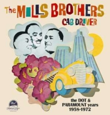 Mills Brothers - Cab Driver - The Dot & Paramount Ye