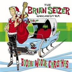 Brian Setzer Orchestra , The - Boogie Woogie Christmas