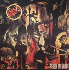 Slayer - Reign In Blood (us version)